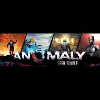 Anomaly Über Bundle - PC Steam Game - 36% OFF