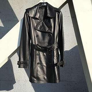 🚚 羊皮風衣大衣外套