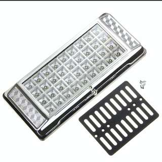 White 36 LED Car Vehicle Auto Interior Lights Dome Ceiling Roof Lamp Bulb DC12V