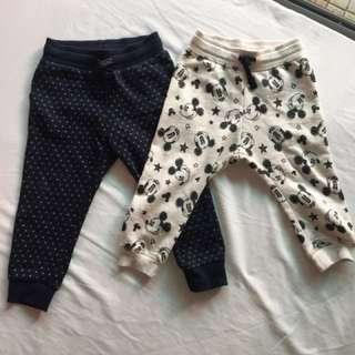 Preloved! H&M Jogger Pants