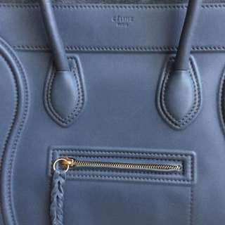 Celine Phantom, smooth leather