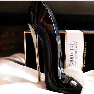 Parfume CAROLINA HERRERA GOODGIRL 100mL (segel)
