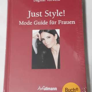 JustStyle! German fashion book