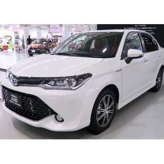 Guaranteed Low Price!! Grab Uber Must Have! Brand New Toyota Axio!!! Fuel King Efficient!