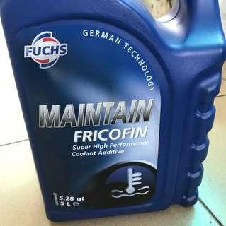 Fuchs coolant