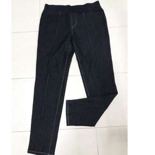 strachable jeans L