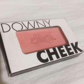 Downy cheek