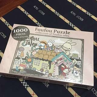 Foufou拼圖(1000片)