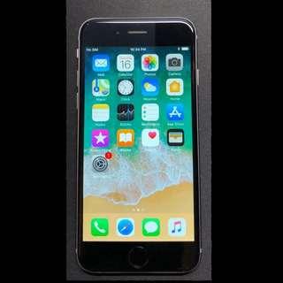 Apple Unlocked iPhone 6 64GB Space Grey + Accessories