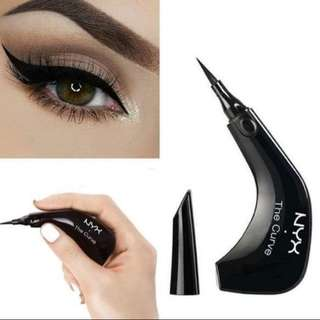 NYX The Curve Eyeliner