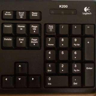 Original Logitech Keyboard