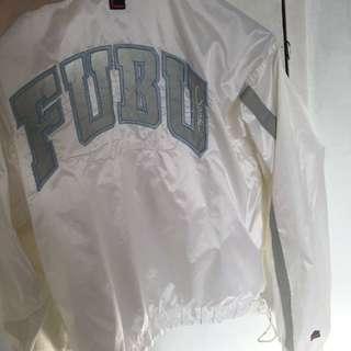 Vintage fubu sport jacket