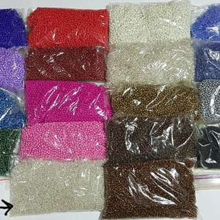 Beads (Assorted colors)