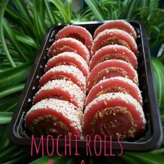 Mochi roll's
