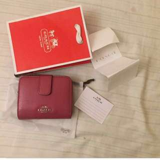 REPRICED AND RUSH SELLING Original Coach Wallet