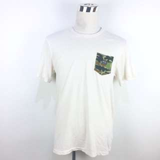 Used DENIM & SUPPLY by Ralph Lauren Camo Pocket Simple T-Shirt