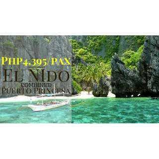 PROMO PALAWAN EL NIDO-PUERTO ALL IN PACKAGE =)
