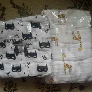 Combo Set 2Pcs Bedung Cotton