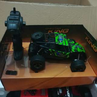 (OUT OF STOCK) small cheetah king rc toy car (fast and, quality is good nasayo na gumamit) subok na. for kids/adult