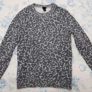 H&M Sweater Animal Print