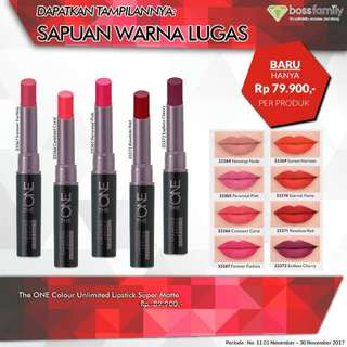 Lipstik The One By Oriflame