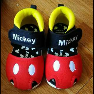 (REPRICED!!!) Mickey Mouse Closed Sandals