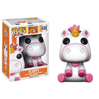 Funko Pop! Despicable Me FLUFFY