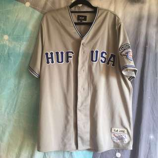 HUF Baseball T-Shirt