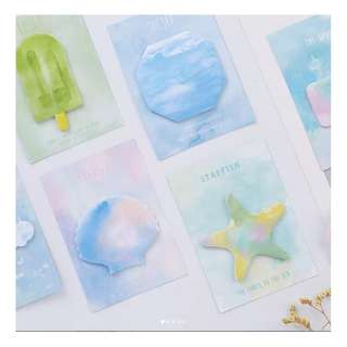cute sticky notes!