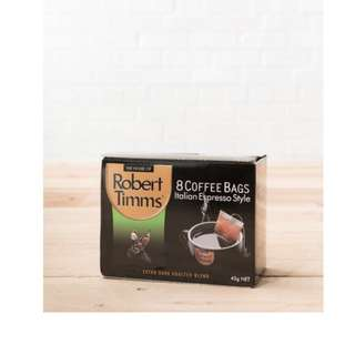 Coffee Bags - Robert Timms