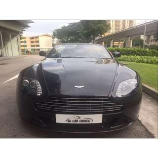 Aston Martin V8 Vantage S Roadster 4.7 Auto