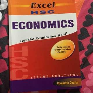 HSC Economics Excel