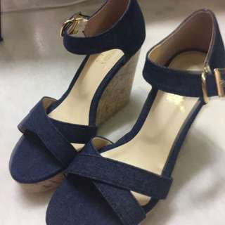 BNWT wedges from Taiwan
