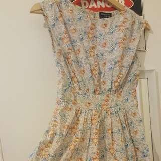 Origami doll dress