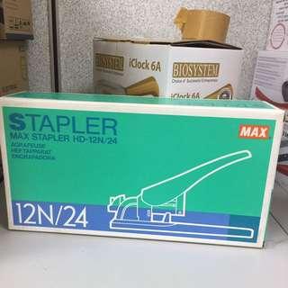 Max stapler hd-12n/24