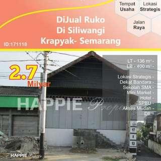 Ruko Siliwangi Krapyak Semarang
