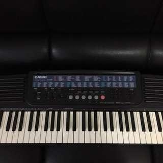 CASIO電子琴 CT-647