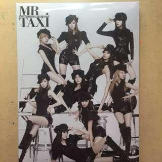 [PRE-LOVED] GIRLS' GENERATION — MR. TAXI (The 3rd Album) + YURI PC