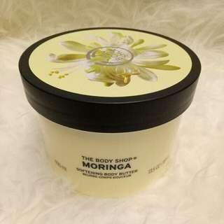 The Body Shop Moringa Softening Body Butter 400ml