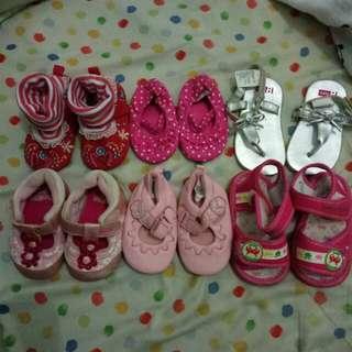 Baby Girl Prewalker