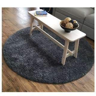 Gorgeous Basics - Thick Pile Round Rugs