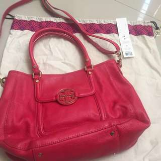 Preloved - Tory Burch Bag - Amanda Classic Hobo - Full Leather