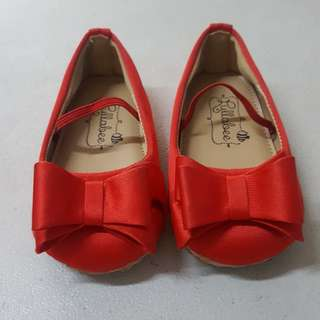 Lulabee shoes size 22