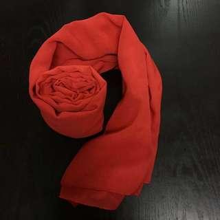 #SemuaRm5 Rania Square Hijab 60'(offer)