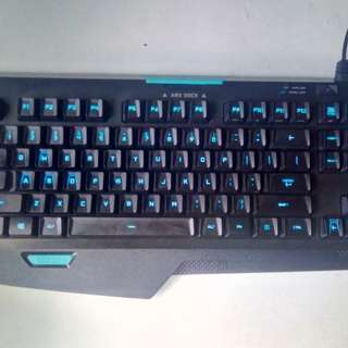 Logitech G310 Atlas Dawn TKL Gaming Keyboard