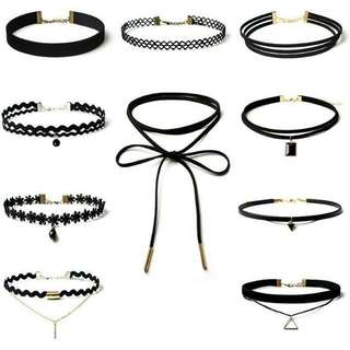 Looking For Brand New Chokers