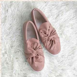 Slip on audrey pink