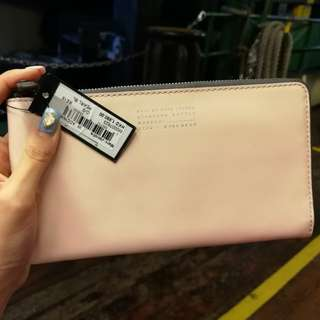 Marc by Marc Jacobs MJ M0007623 PINK WALLET