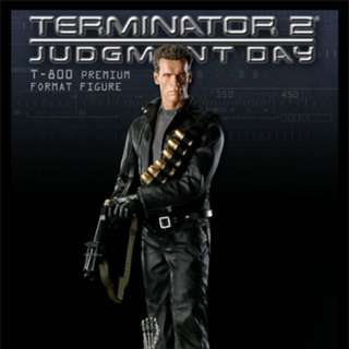 Sideshow T800 Terminator Premium Format