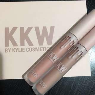 KKW Creme Liquid Lipstick
